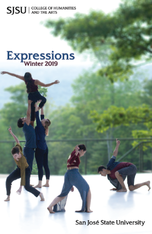 winter 2019 Expressions Cover